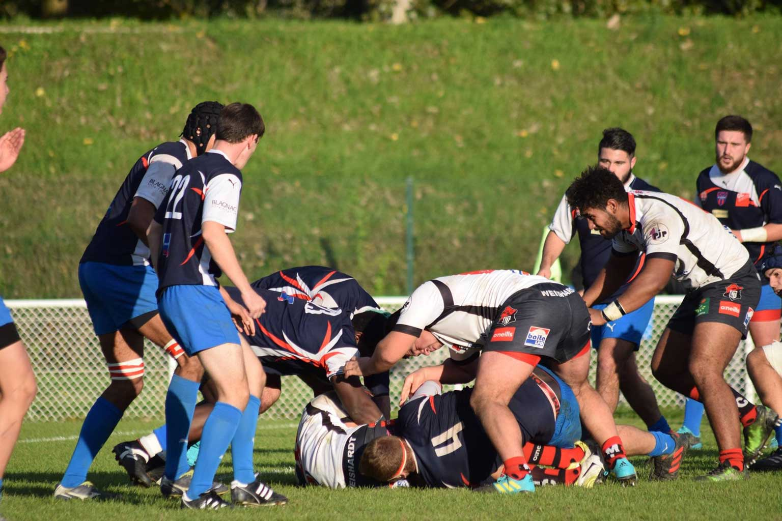 © 2018 Maeva Franco - Espoirs - Blagnac vs Graulhet - Photo 77