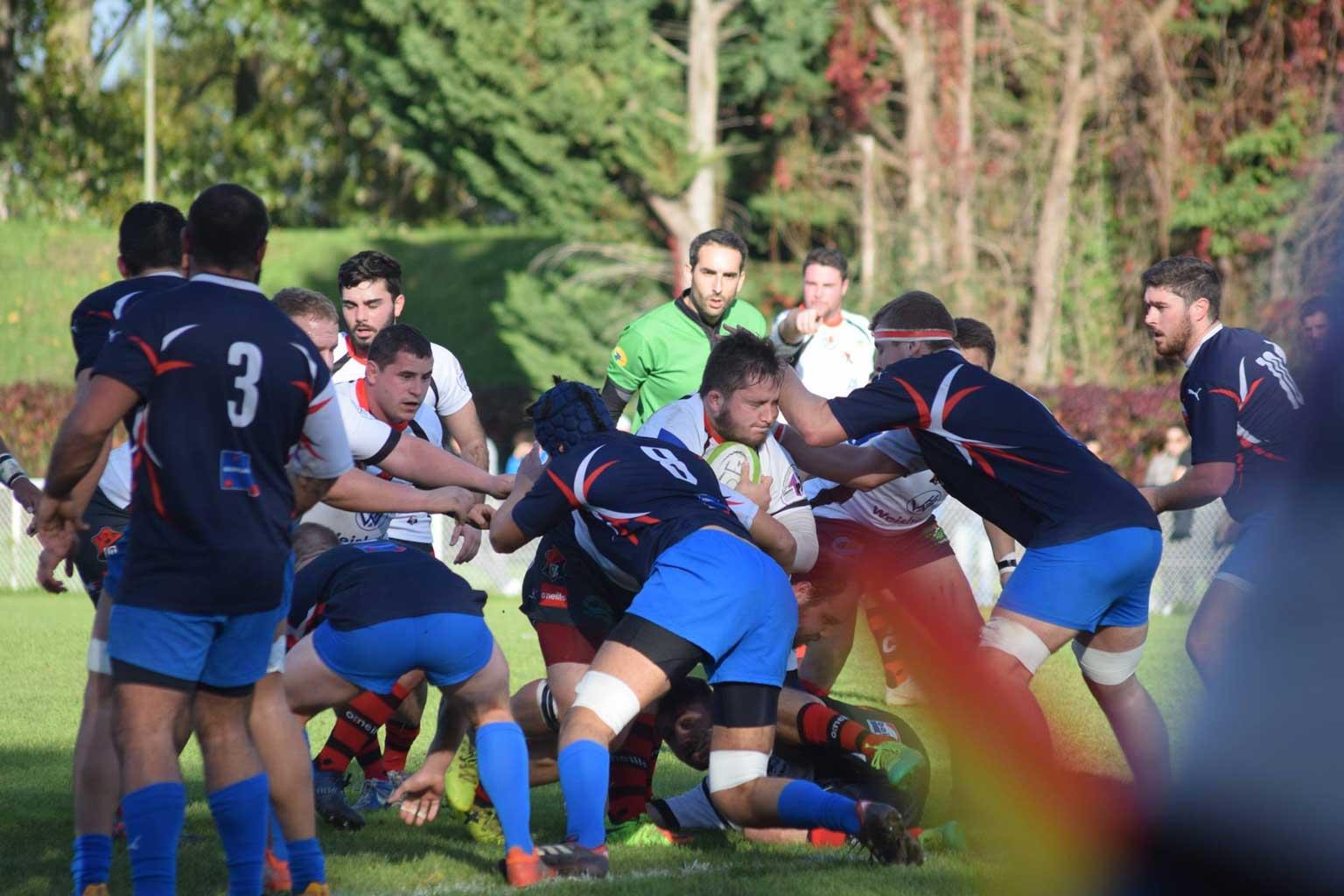 © 2018 Maeva Franco - Espoirs - Blagnac vs Graulhet - Photo 61