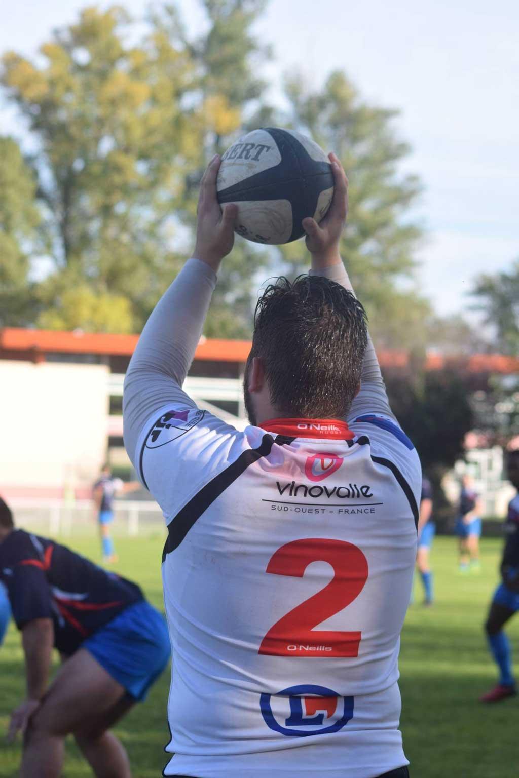 © 2018 Maeva Franco - Espoirs - Blagnac vs Graulhet - Photo 46