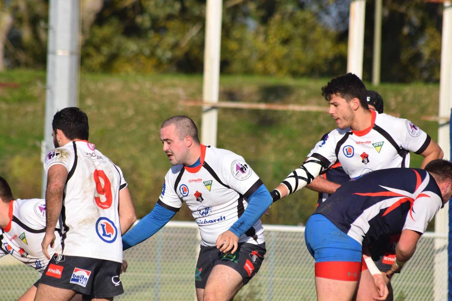 © 2018 Maeva Franco - Espoirs - Blagnac vs Graulhet - Photo 23