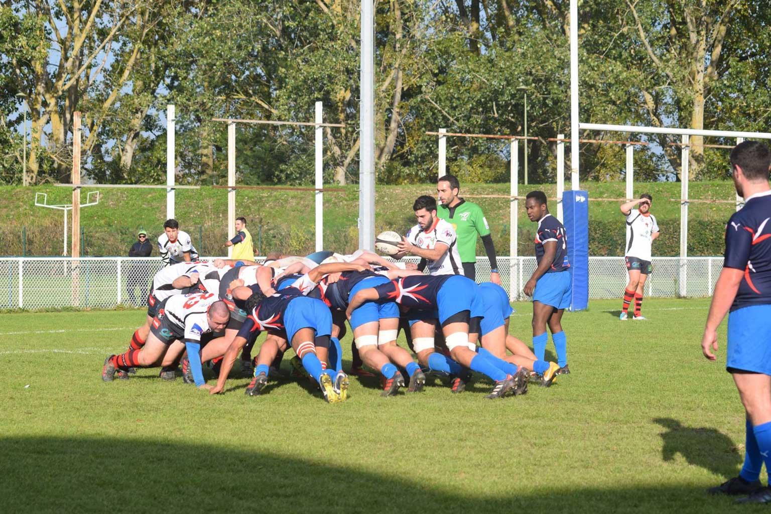 © 2018 Maeva Franco - Espoirs - Blagnac vs Graulhet - Photo 11