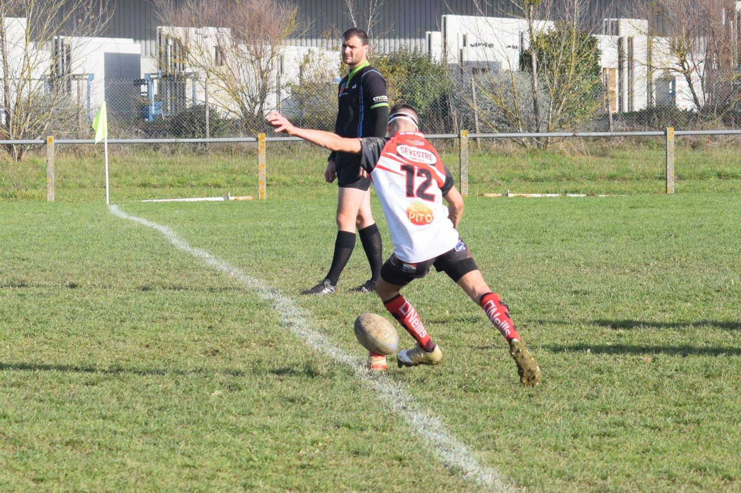 © Maeva Franco - U16 - Graulhet vs Alban/Valence/Lacaune - Photo 2