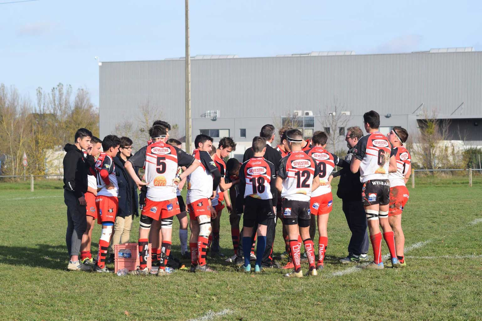 © Maeva Franco - U16 - Graulhet vs Alban/Valence/Lacaune - Photo 31