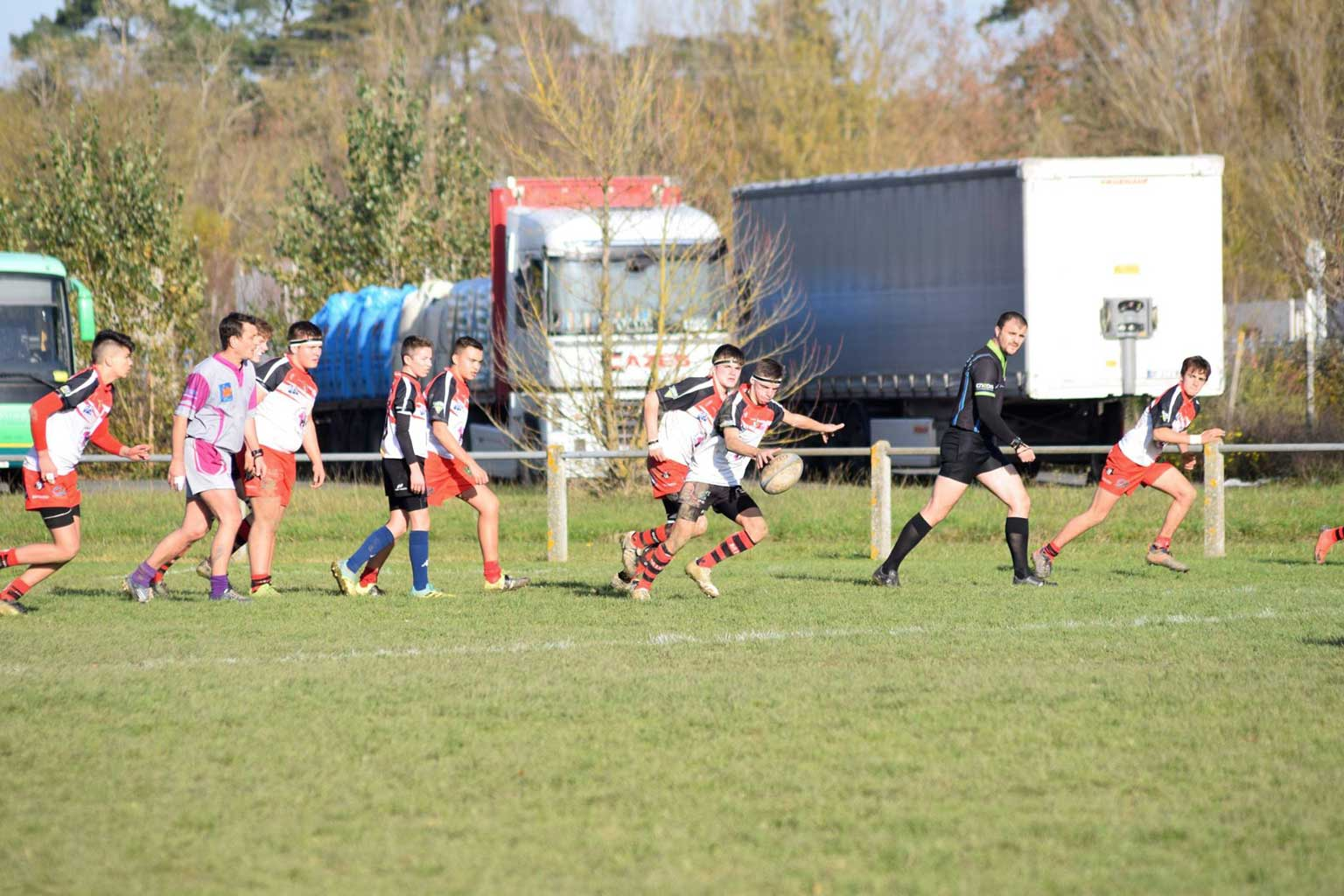 © Maeva Franco - U16 - Graulhet vs Alban/Valence/Lacaune - Photo 27
