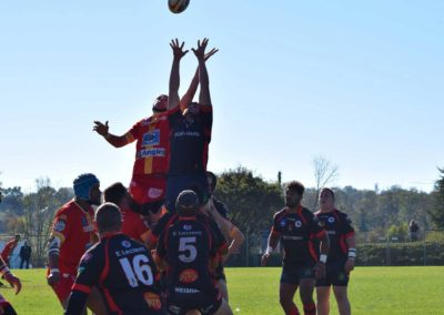 © Maeva Franco - Rodez vs Graulhet - Photo 120