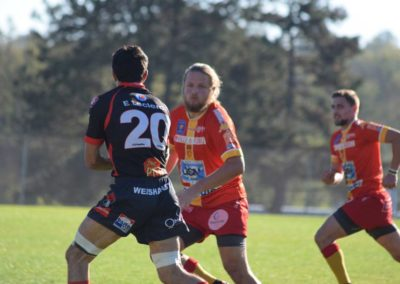 © Maeva Franco - Rodez vs Graulhet - Photo 36
