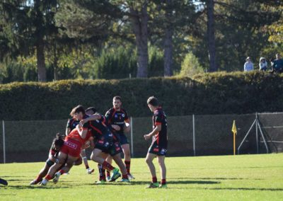 © Maeva Franco - Rodez vs Graulhet - Photo 8