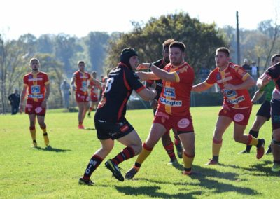 © Maeva Franco - Rodez vs Graulhet - Photo 2