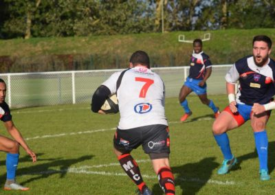 © 2018 Maeva Franco - Espoirs - Blagnac vs Graulhet - Photo 54