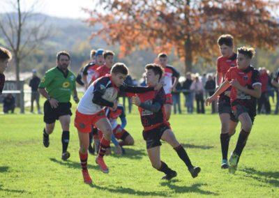 © Maeva Franco - U16 - Graulhet vs S.A. Rabastens Couffouleux - Photo 1