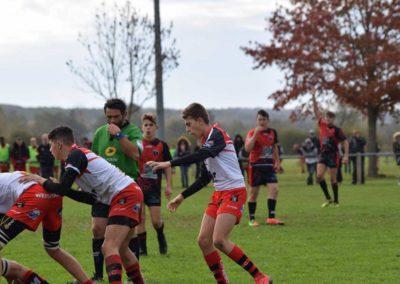 © Maeva Franco - U16 - Graulhet vs S.A. Rabastens Couffouleux - Photo 4