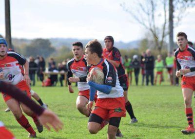© Maeva Franco - U16 - Graulhet vs S.A. Rabastens Couffouleux - Photo 5
