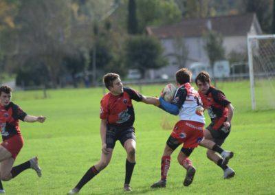© Maeva Franco - U16 - Graulhet vs S.A. Rabastens Couffouleux - Photo 13