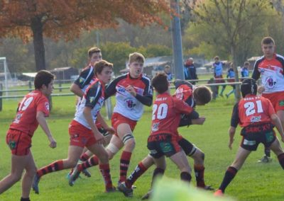 © Maeva Franco - U16 - Graulhet vs S.A. Rabastens Couffouleux - Photo 19