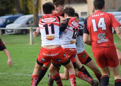 © Maeva Franco - U16 - Graulhet vs S.A. Rabastens Couffouleux - Photo 23