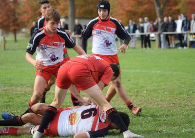 © Maeva Franco - U16 - Graulhet vs S.A. Rabastens Couffouleux - Photo 25