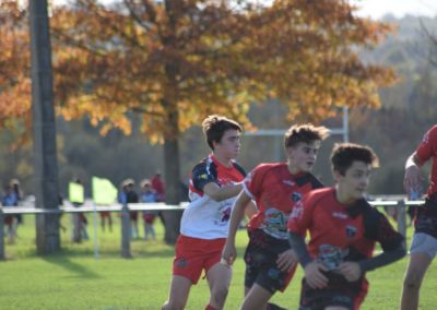 © Maeva Franco - U16 - Graulhet vs S.A. Rabastens Couffouleux - Photo 29