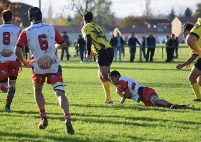 © Maeva Franco - U19 - Graulhet vs U.S. Vielmuroise - Photo 33