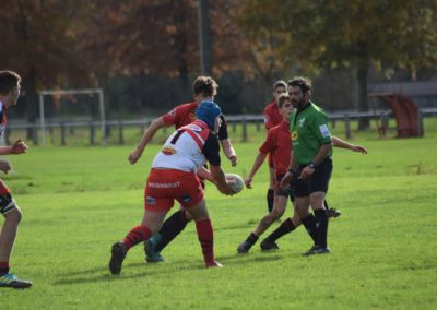 © Maeva Franco - U16 - Graulhet vs S.A. Rabastens Couffouleux - Photo 31