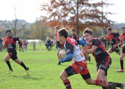 © Maeva Franco - U16 - Graulhet vs S.A. Rabastens Couffouleux - Photo 36