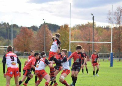 © Maeva Franco - U16 - Graulhet vs S.A. Rabastens Couffouleux - Photo 40