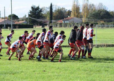 © Maeva Franco - U19 - Graulhet vs U.S. Vielmuroise - Photo 44