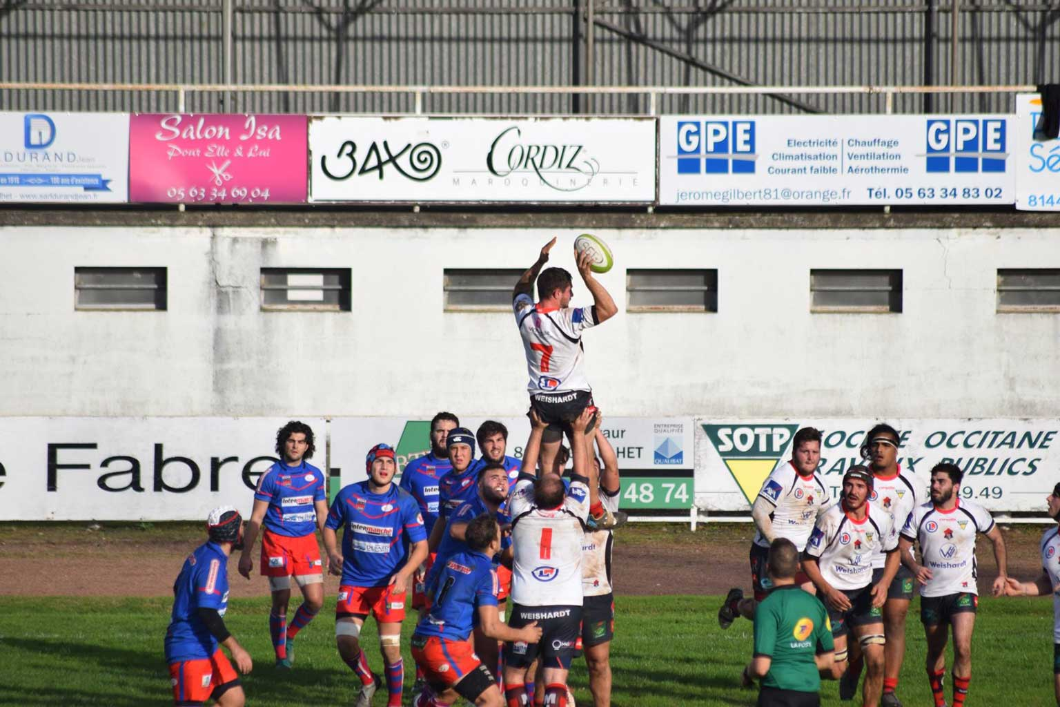 © 2018 Maeva Franco - Espoirs - Graulhet vs Lavaur - Photo 18
