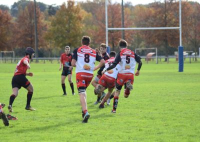 © Maeva Franco - U16 - Graulhet vs S.A. Rabastens Couffouleux - Photo 44
