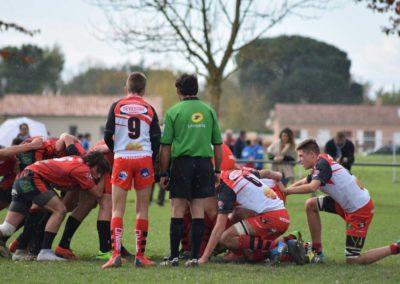 © Maeva Franco - U16 - Graulhet vs S.A. Rabastens Couffouleux - Photo 52