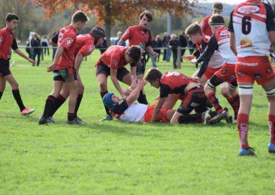 © Maeva Franco - U16 - Graulhet vs S.A. Rabastens Couffouleux - Photo 58