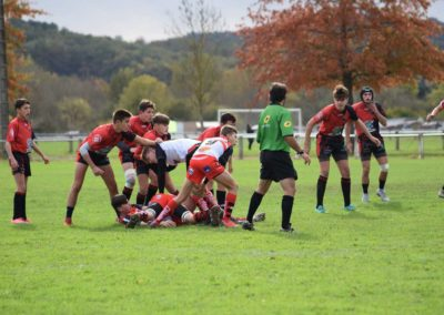 © Maeva Franco - U16 - Graulhet vs S.A. Rabastens Couffouleux - Photo 62
