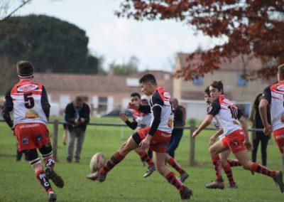 © Maeva Franco - U16 - Graulhet vs S.A. Rabastens Couffouleux - Photo 67