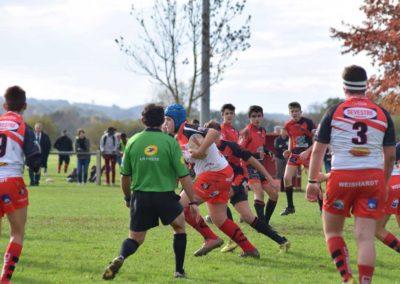 © Maeva Franco - U16 - Graulhet vs S.A. Rabastens Couffouleux - Photo 68