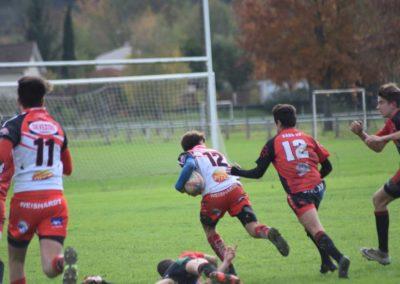 © Maeva Franco - U16 - Graulhet vs S.A. Rabastens Couffouleux - Photo 71