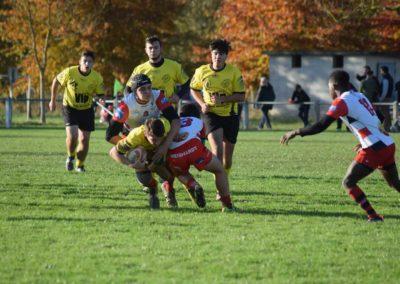 © Maeva Franco - U19 - Graulhet vs U.S. Vielmuroise - Photo 67