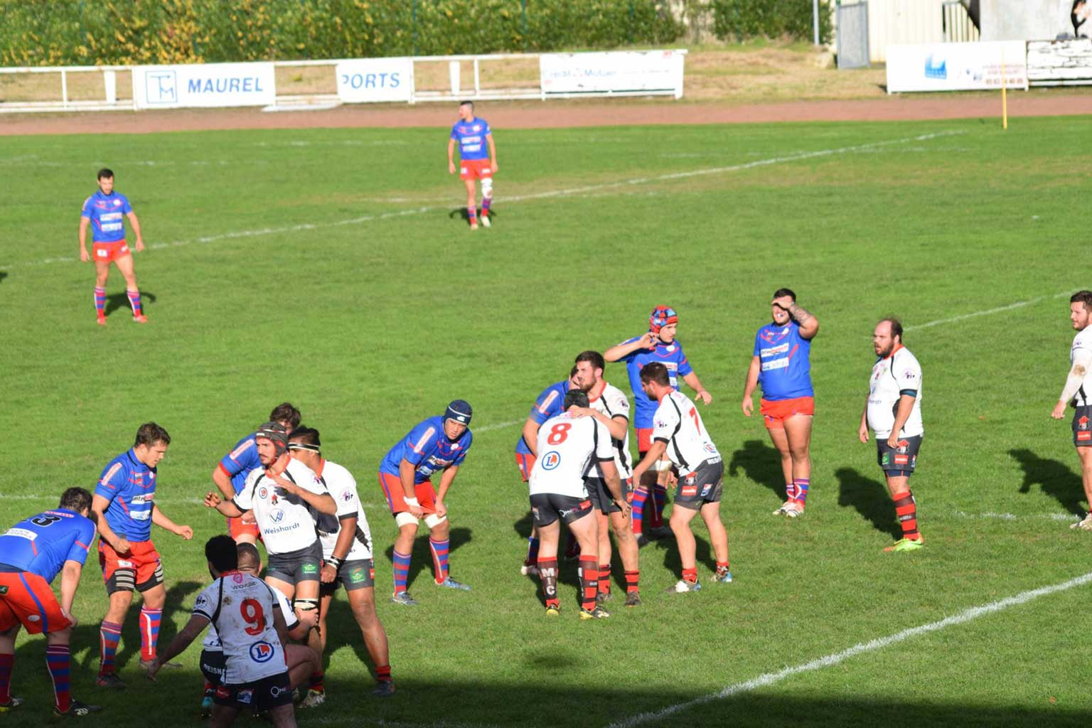 © 2018 Maeva Franco - Espoirs - Graulhet vs Lavaur - Photo 90