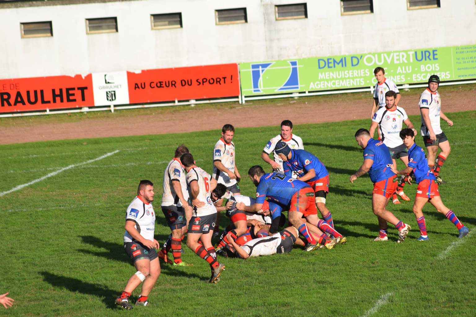 © 2018 Maeva Franco - Espoirs - Graulhet vs Lavaur - Photo 94