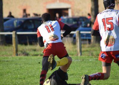 © Maeva Franco - U19 - Graulhet vs U.S. Vielmuroise - Photo 70