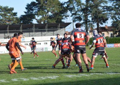 © Maeva Franco - Équipe 1 - S.C. Graulhet vs R.C. Narbonne Méditerranée - Photo 15