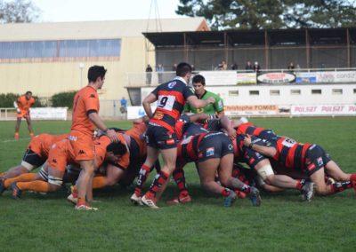 © Maeva Franco - Équipe 1 - S.C. Graulhet vs R.C. Narbonne Méditerranée - Photo 18