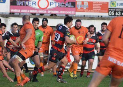 © Maeva Franco - Équipe 1 - S.C. Graulhet vs R.C. Narbonne Méditerranée - Photo 20