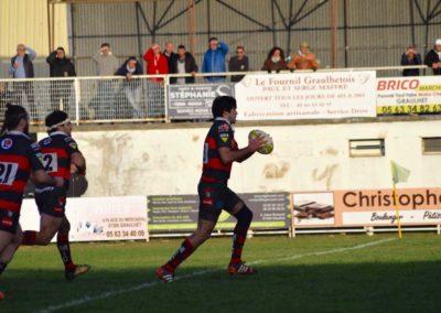 © Maeva Franco - Équipe 1 - S.C. Graulhet vs R.C. Narbonne Méditerranée - Photo 21