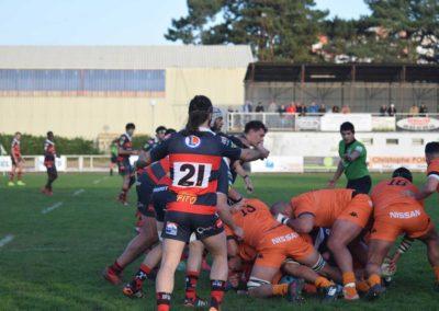 © Maeva Franco - Équipe 1 - S.C. Graulhet vs R.C. Narbonne Méditerranée - Photo 23