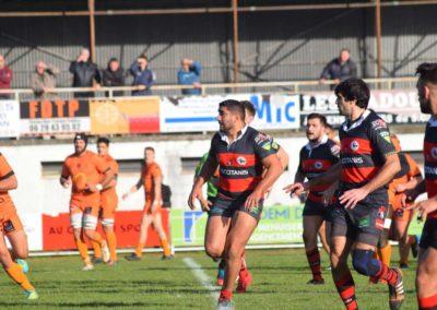 © Maeva Franco - Équipe 1 - S.C. Graulhet vs R.C. Narbonne Méditerranée - Photo 25
