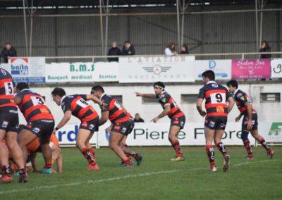© Maeva Franco - Équipe 1 - S.C. Graulhet vs R.C. Narbonne Méditerranée - Photo 28