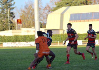 © Maeva Franco - Équipe 1 - S.C. Graulhet vs R.C. Narbonne Méditerranée - Photo 29