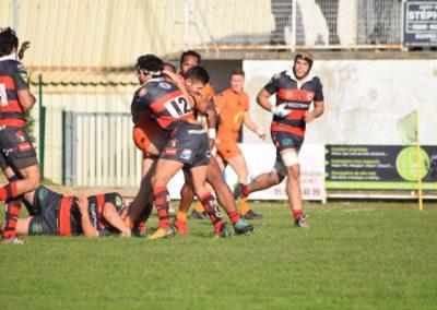 © Maeva Franco - Équipe 1 - S.C. Graulhet vs R.C. Narbonne Méditerranée - Photo 30