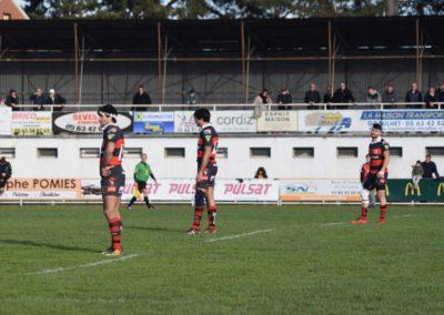© Maeva Franco - Équipe 1 - S.C. Graulhet vs R.C. Narbonne Méditerranée - Photo 33