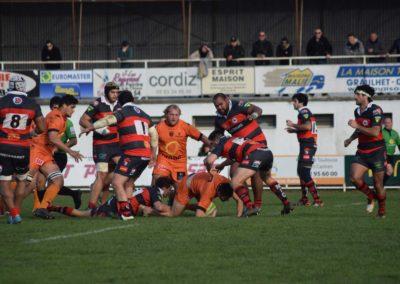 © Maeva Franco - Équipe 1 - S.C. Graulhet vs R.C. Narbonne Méditerranée - Photo 35