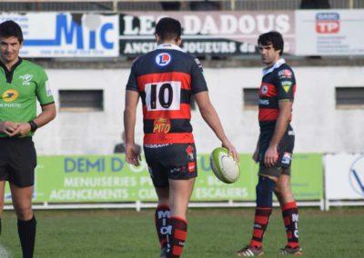 © Maeva Franco - Équipe 1 - S.C. Graulhet vs R.C. Narbonne Méditerranée - Photo 39